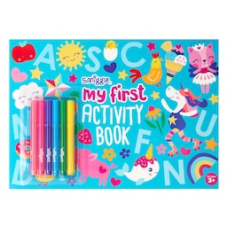 Whirl My First Activity Book