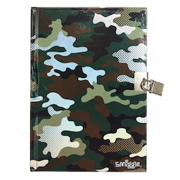 Block A5 Lockable Notebook