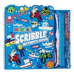 My First Scribble Activity Book