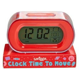 Pop Time To Move Clock