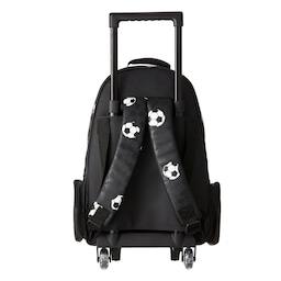 Goal Trolley Backpack With Light Up Wheels