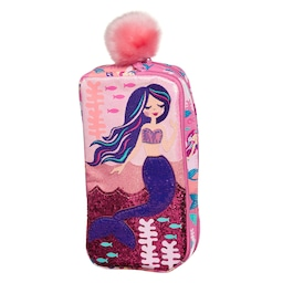 Lulu Character Scented Pom Pom Pencil Case