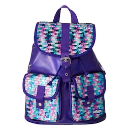 Ruby Sequin Backpack