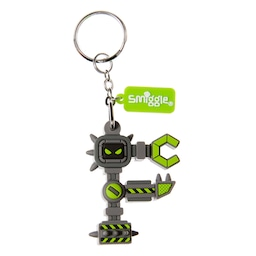 Techie Scented Alphabet Keyring