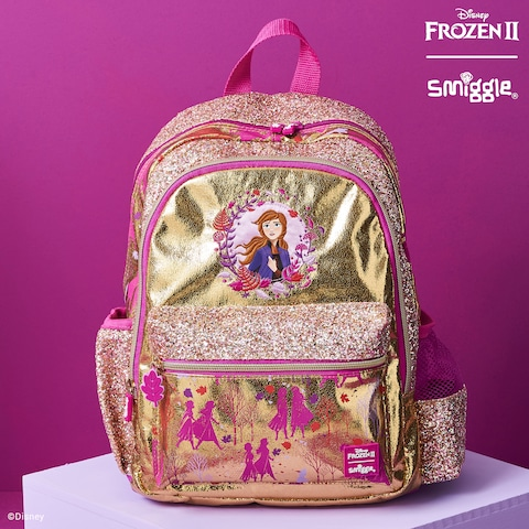 Disney's Frozen 2 Anna Junior Backpack by Smiggle