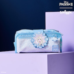 Disney's Frozen 2 Elsa Utility Pencil Case