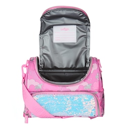 Lunar Double Compartment Lunchbox With Strap