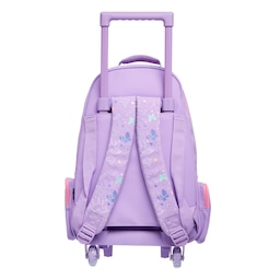 Sky Trolley Backpack With Light Up Wheels