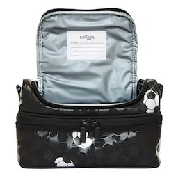 Striker Double Decker Lunchbox With Strap