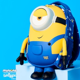Minions Junior Hardtop Backpack