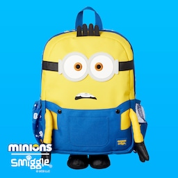 Minions Junior Character Backpack