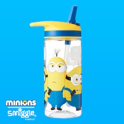 Minions Junior Drink Bottle