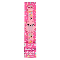 Character Digital Watch