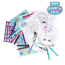 Smigglets Mini Colouring Art Set