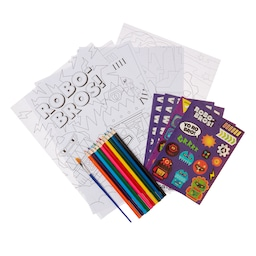 Colouring Art Set