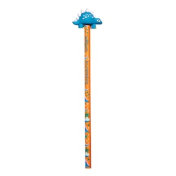 Dino World Pencil With Dinosaur Topper