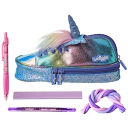 Sneaker Seeker Pencil Case And Stationery Gift Bundle