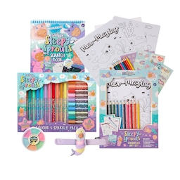 Splash Sleepy Sprouts Activities Bundle