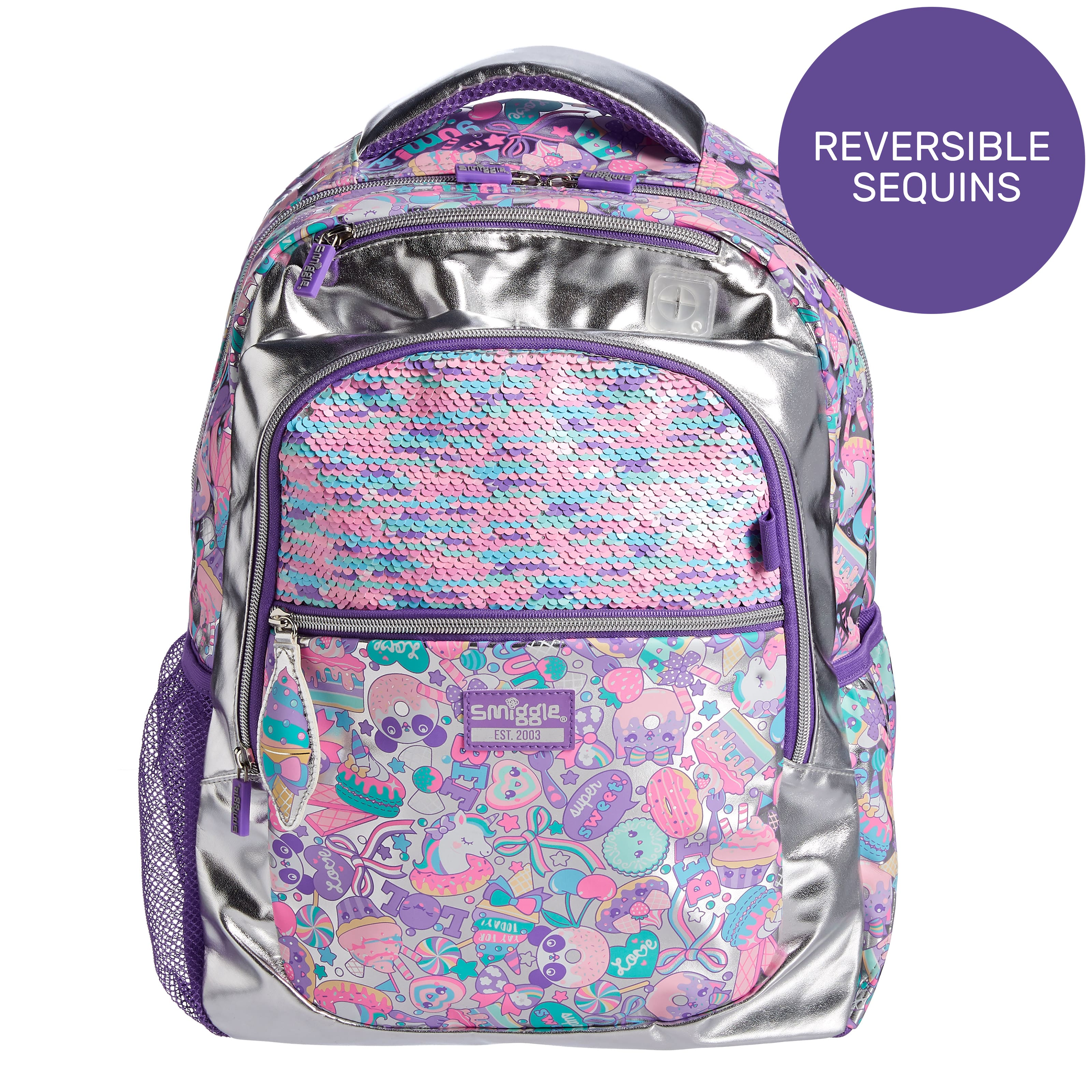 e974b5acd0a Sequin Backpack