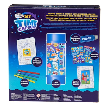 Diy Time Capsule Kit