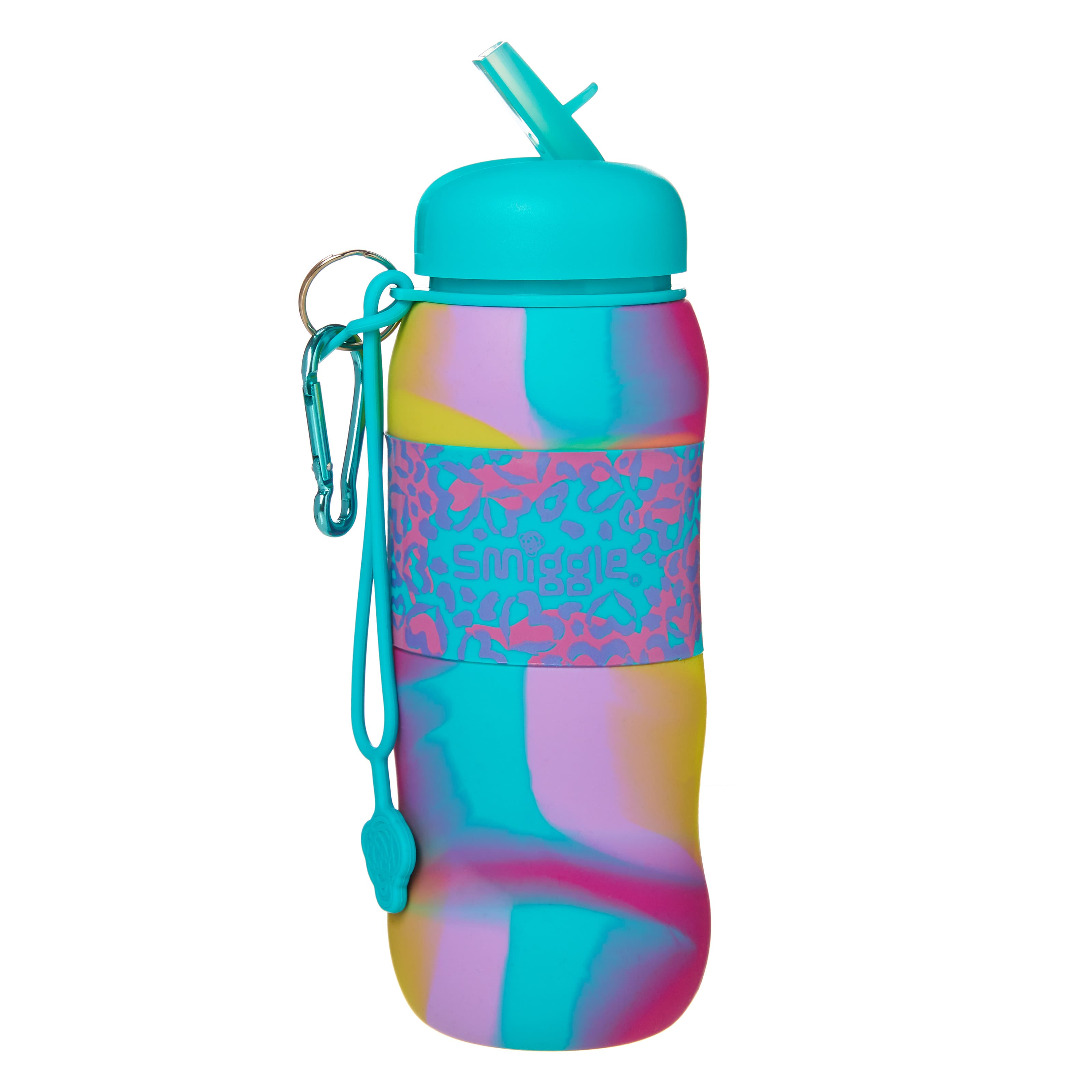 Super Silicone Roll Drink Bottle